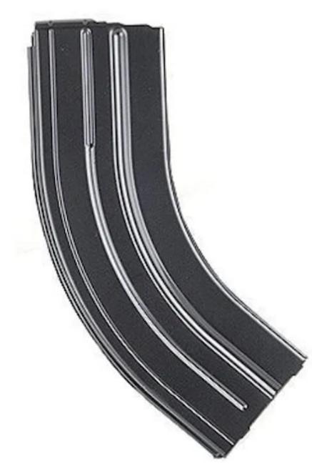 C-Products Magazine AR-15 7.62x39mm 30 Rounds Black-REBUILD KIT