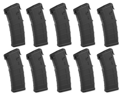 Magpul PMAG 30RD- GEN M3 - BLACK- Pack of 10- REBUILD KIT