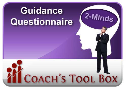 QUICKFix Coach's Toolbox - Questionnaire Guidance Form