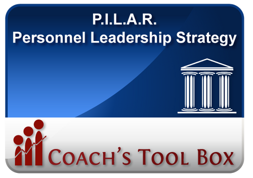 QUICKFix Coach's Toolbox - P.I.L.A.R. Leadership Development Plan