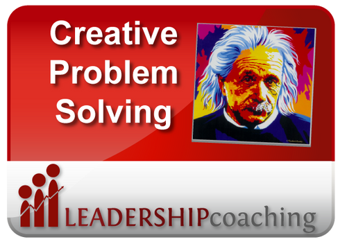 Coaching - Creative Problem Solving
