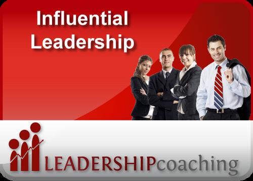 Coaching - Leadership Influence