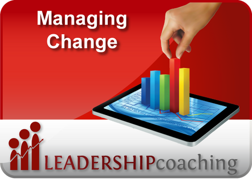 Coaching - Managing Change