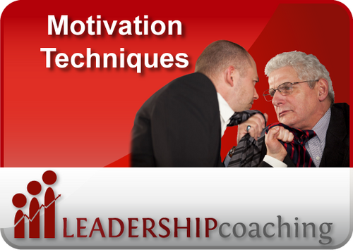 Coaching - Motivating Employees