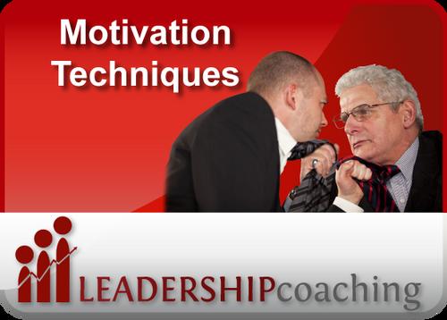 Coaching - Motivating Employees