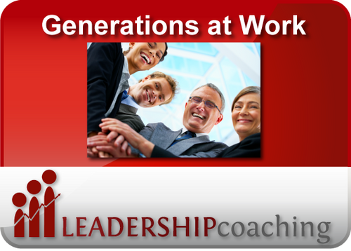 Coaching - Generational Leadership