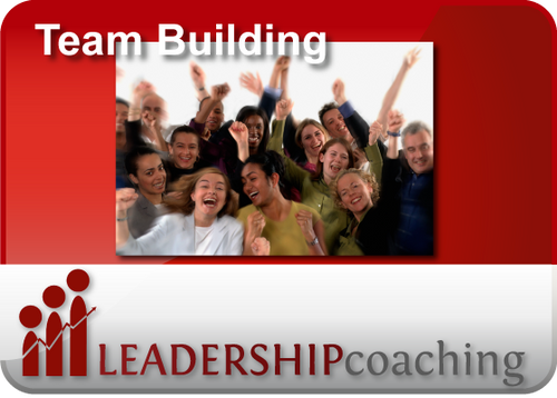 Coaching - Building High Performance Teams