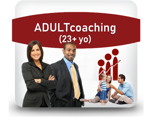 iii Coaching Adult 1-on-1 Coaching Package (Non Executive)