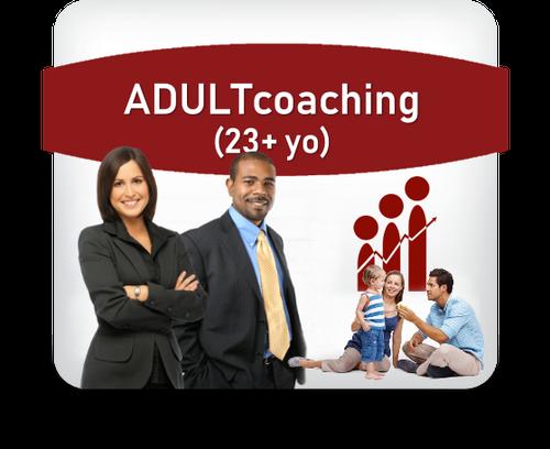 iii Coaching Adult 1-on-1 Coaching Package (Non Executive)