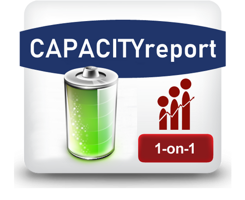 iii Report - (Adult 23+yo) CAPACITY