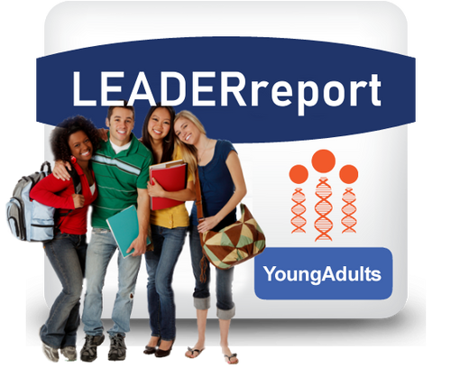 iii Report - (Young Adult 18-22yo) LEADERSHIP