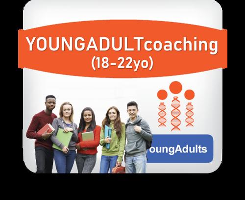 iii Coaching Young Adult 1-on-1 Coaching Package