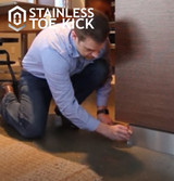 How to Install Your Stainless Steel Toekick
