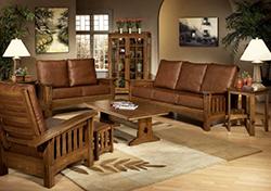 Californian Bungalow Mission Furniture