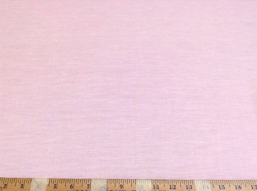 Discount Fabric Cotton Chambray Apparel Soft Pink CH103