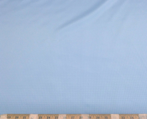 Discount Fabric Ripstop Rip Stop Carbon Grid Water Resistant Light Blue RS25