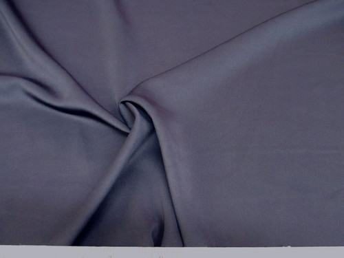 Discount Fabric Polyester Lycra Spandex 4 way Stretch Graphite Gray LY952