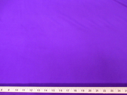 Discount Fabric 62 inches wide Fine Twill Purple TW05