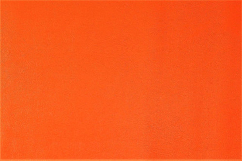 Discount Fabric Faux Leather Upholstery Pleather Vinyl Orange PL11