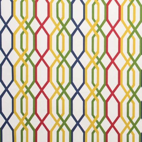 Discount Fabric Richloom Upholstery Drapery Adios Prism Geometric Lattice NN31