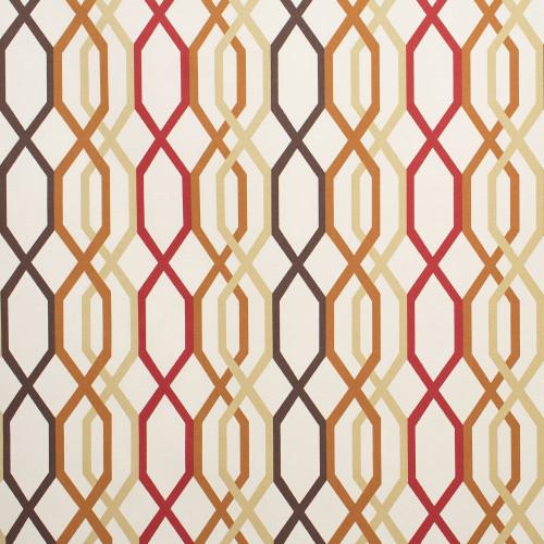 Discount Fabric Richloom Upholstery Drapery Adios Sierra Geometric Lattice NN32
