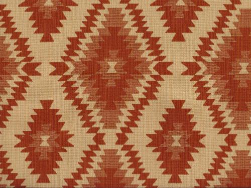 Discount Fabric Richloom Upholstery Drapery Carson Sedona Tribal Jacquard RR30