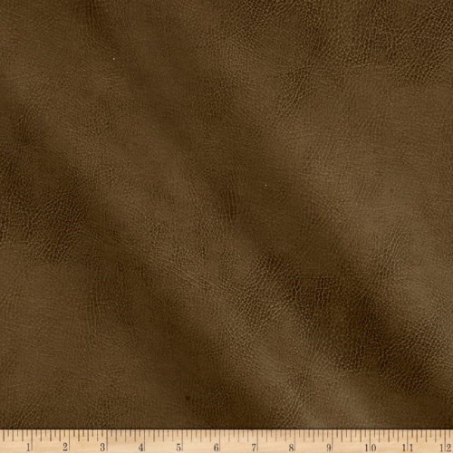 Discount Fabric Richloom Tough Faux Leather Pleather Vinyl Tiona Herb SS13
