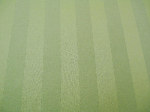 Discount Fabric Tablecloth Brocade Satin Stripe Sage Green BB40