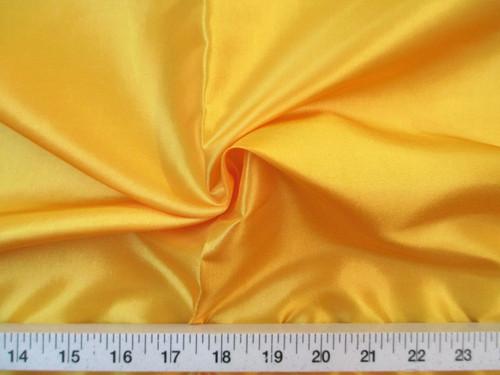 Discount Fabric Two Tone Iridescent Apparel Taffeta Yellow Taf05