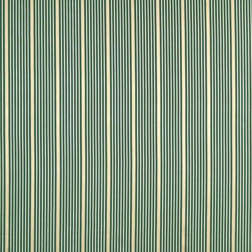 Fabric Robert Allen Beacon Hill Kelly Stripe Dark Aqua 100% Silk Drapery JJ16