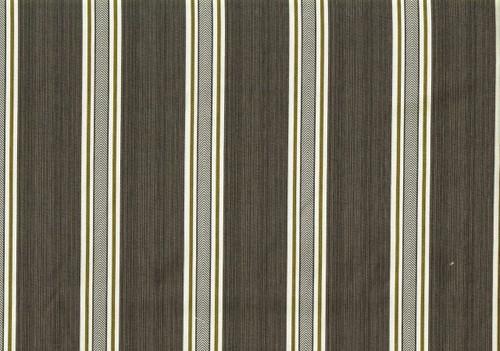 Fabric Upholstery Drapery Waverly Williamsburg Fincastle Graphite Stripe GG19