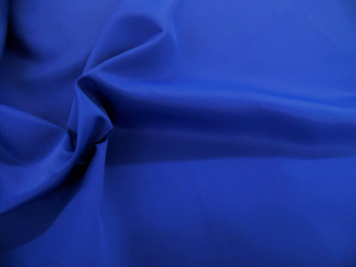 Discount Fabric 2 Ply 100% Nylon Taslan Water Repellent Royal Blue KK302