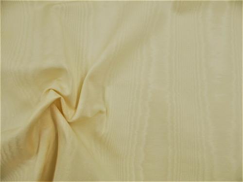 Discount Fabric Moire` Bengaline Faille Cream SS10