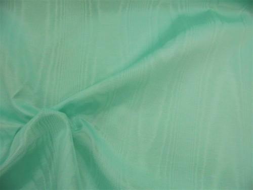 Discount Fabric Moire` Bengaline Faille Mint Green SS33