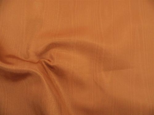 Discount Fabric Moire` Bengaline Faille Light Copper SS48