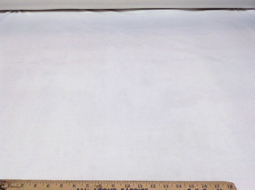Discount Fabric Dryline lycra spandex wicking Performance Stretch White DT102
