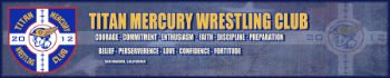 Titan Mercury Wrestling Club Store