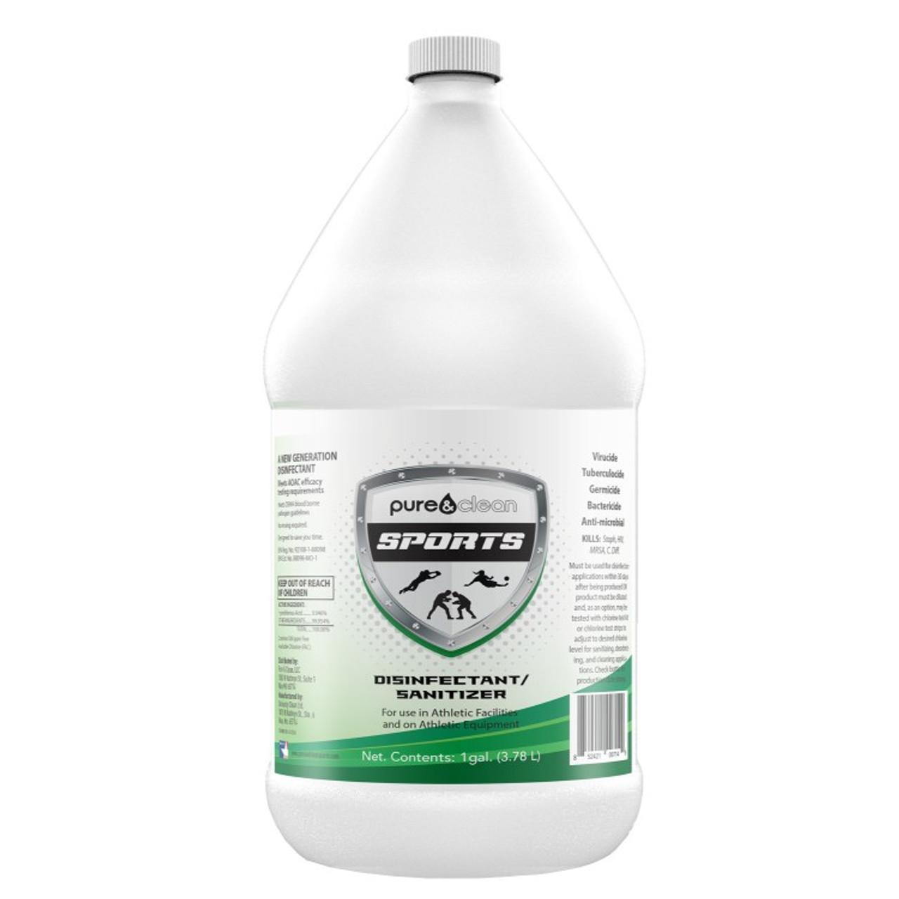 Disinfectant Sanitizer - 4 Gallon Pack