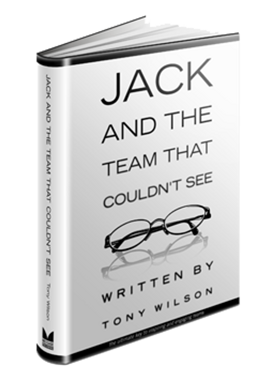 e-Book Jack and the Team that Couldn't See