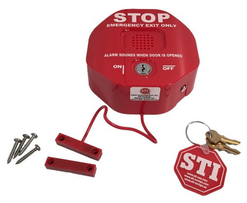 Emergency Exit Door Alarm