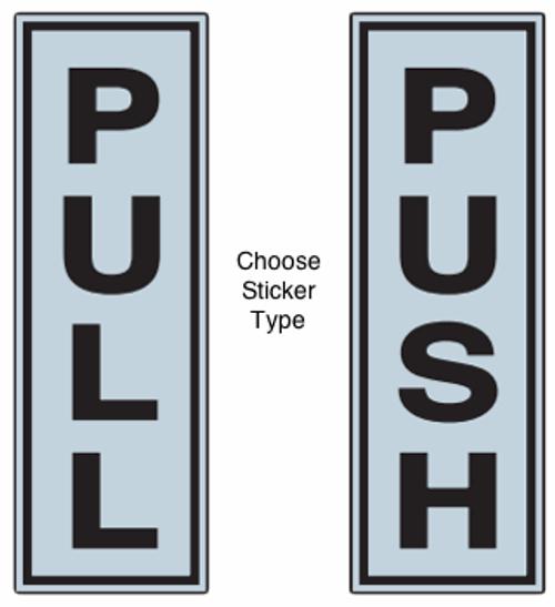 Push Pull - Single Faced