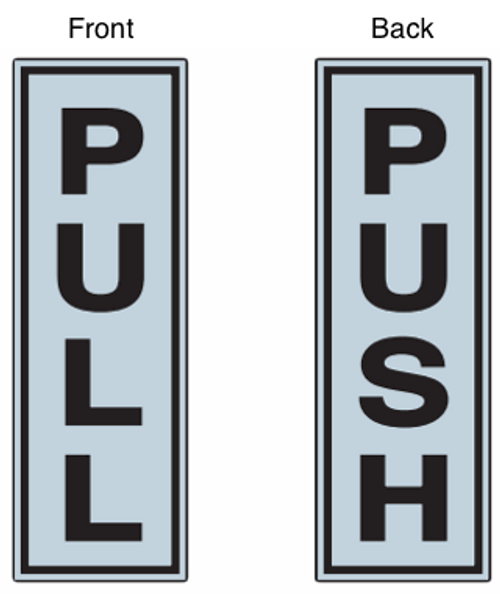Push/Pull - Double Sided