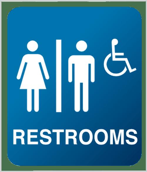 Restrooms (Handicapped)