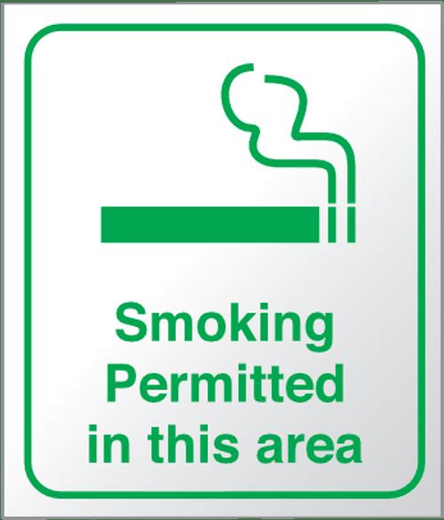 Smoking permitted