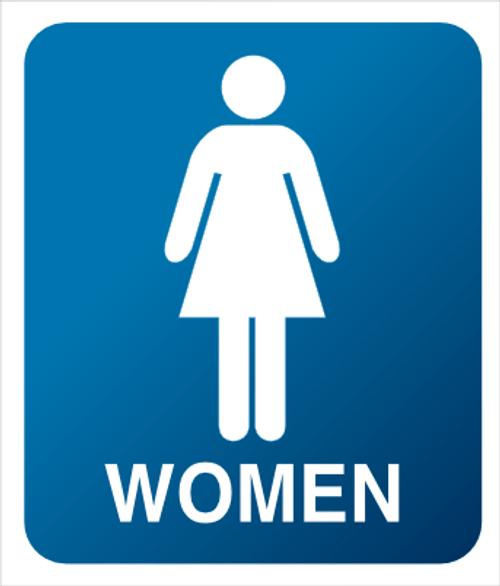 Women - Plexi Sign