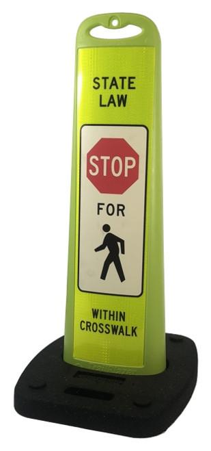 Crosswalk Sign Panel