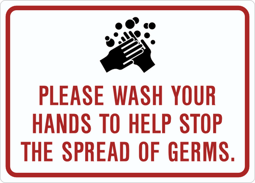 Wash Your Hands - Stop Germs