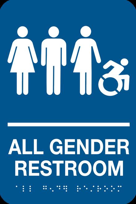 All Gender Restroom - Accessible