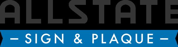 Allstate Sign & Plaque