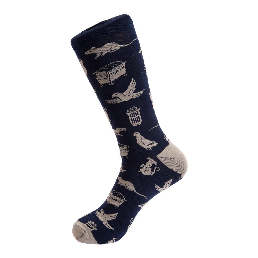 Trash Pals Dress Socks